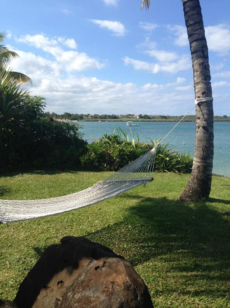 Four Seasons Resort Mauritius at Anahita: Schöner Ausblick