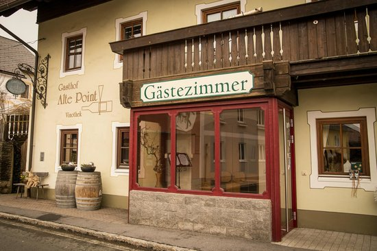 Gasthof Alte Point