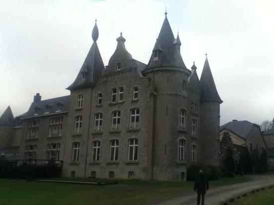 Chateau d'Hassonville : château de conte de fées