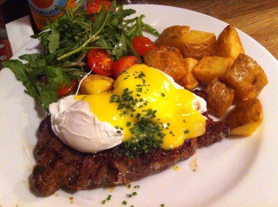 Juniors: Steak