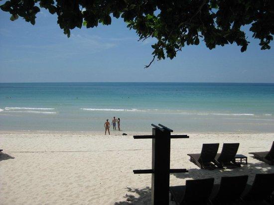 Buri Rasa Village Samui : Beach