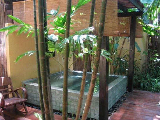 Buri Rasa Village Samui : Pool outside room