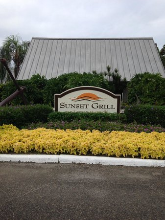 Sunset Grill at Little Harbor照片