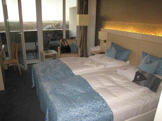 ambassador hotel & spa: Zimmer