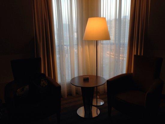 Radisson Blu Sobieski Hotel Warsaw : Particolare stanza