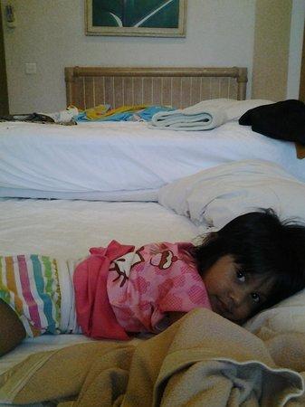 Hawaii Resort Family Suites: Kamar
