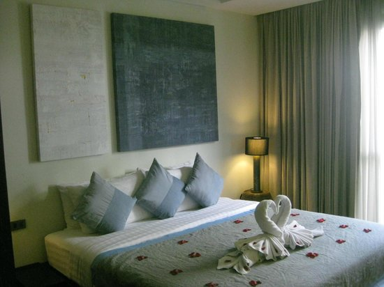 Aruntara Riverside Boutique Hotel: Room