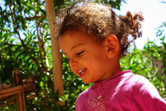 Auberge Kasbah la Datte d'Or Chez Abdellatif: Fatna, la fille de notre Hôte