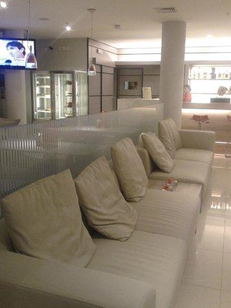Orpheo Express Hotel: modernas instalaciones