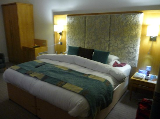 Oakley Hall Hotel: Courtyard room