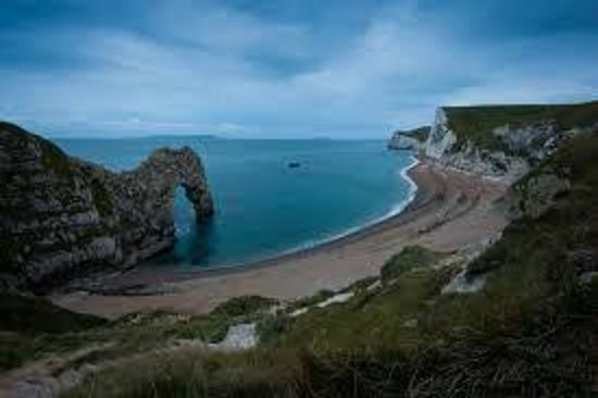Lulworth Cove Inn Restaurant : Durdle Door, Dorset
