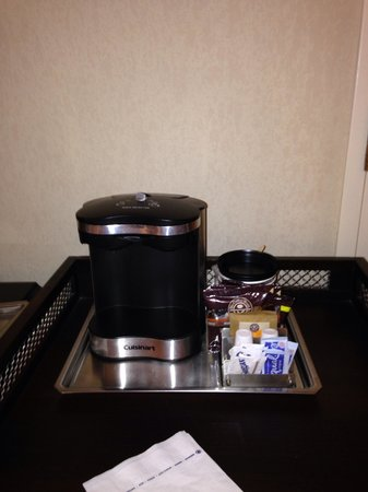 Hilton Orlando Lake Buena Vista - Disney Springs™ Area: Coffee pot