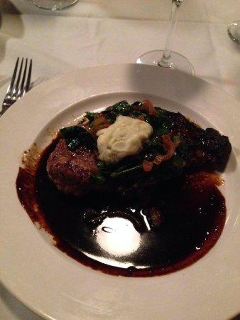 Jack's Firehouse: Steak