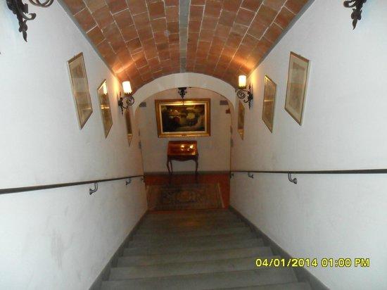Villa Olmi Firenze: Spazi comuni