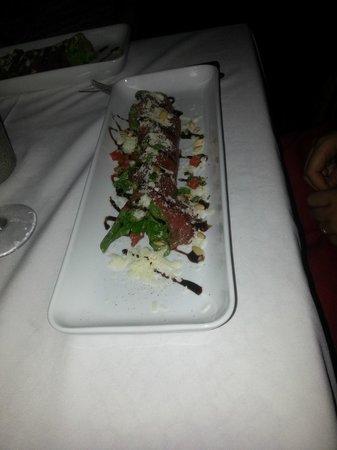 Rozendaels Original Cuisine : Carpaccio roll