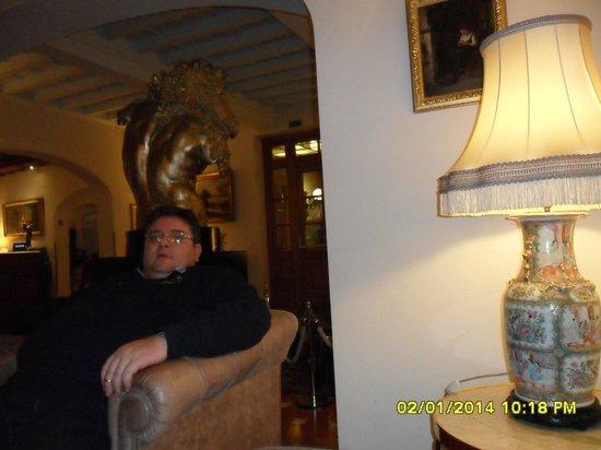 Villa Olmi Firenze: Momenti di relax