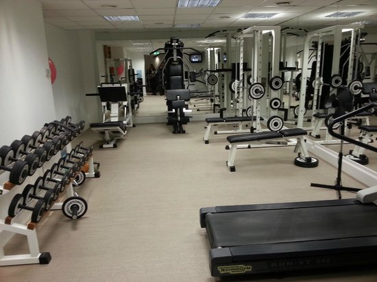 Hotel Bristol, a Luxury Collection Hotel, Warsaw: palestra Technogym