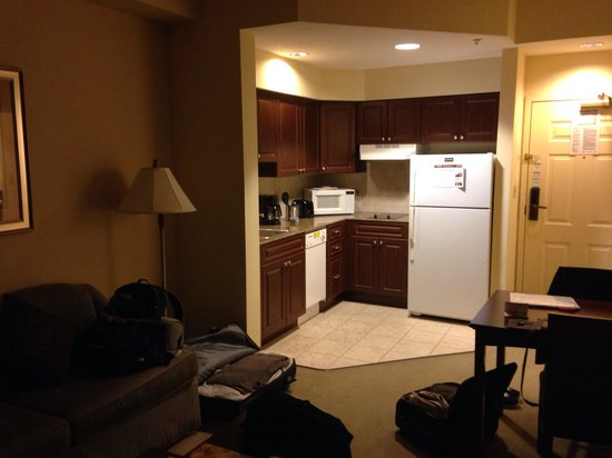 Staybridge Suites Orlando Airport South: Very homely