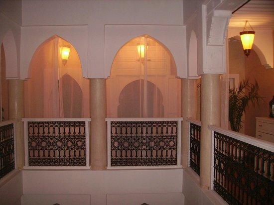 Riad les Orangers d'Alilia Marrakech: les chambres