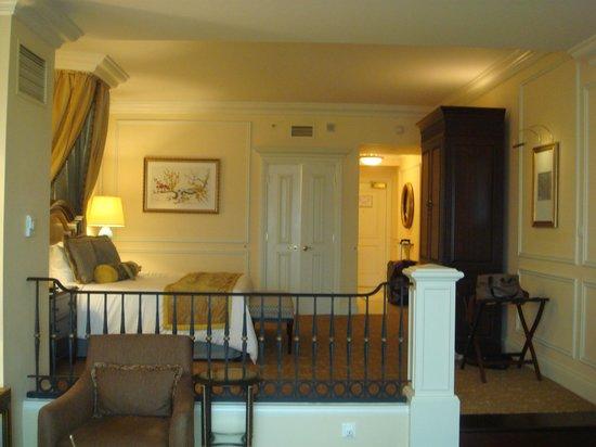 The Venetian Macao Resort Hotel: Шикарный номер