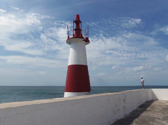 Ponta de Humaita: Farol