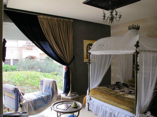 Dar Diafa : Chambre Tanger