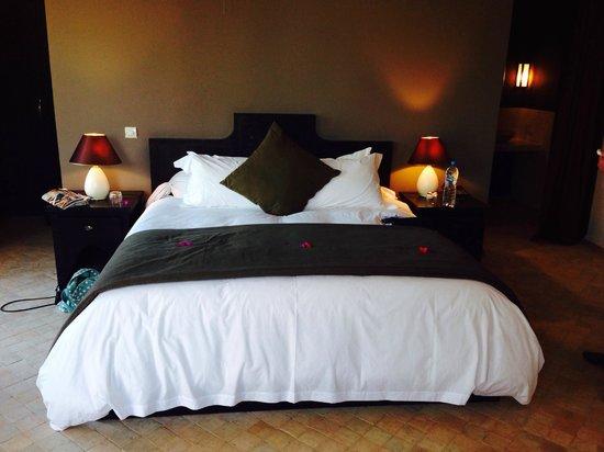The Capaldi: bedroom