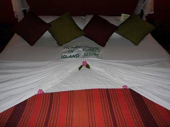 Kuredu Island Resort & Spa : perfect start to honeymoon