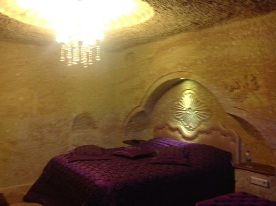 Dedeli Konak Cave Hotel: camera