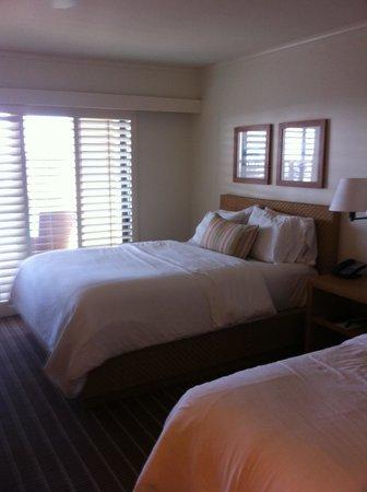 The Inn At Laguna Beach: Comfortable/plush beds