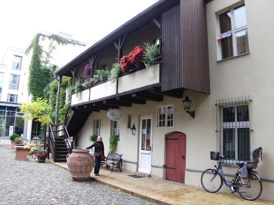 NH Potsdam: Dintorni dell'albergo