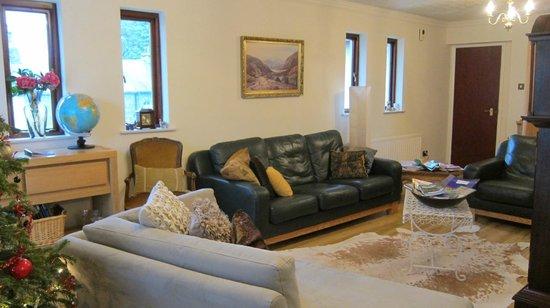 Sandown Guest House: Guest Lounge