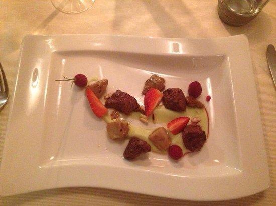 Chalet Ristorante Gourmet Mattias: Delicioso!
