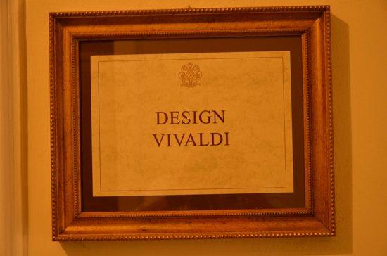 Hotel Mozart: Desing Vivaldi