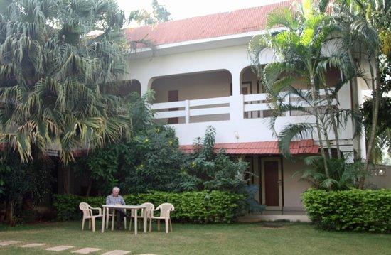 Hotel Badami Court: Garden Badami Court