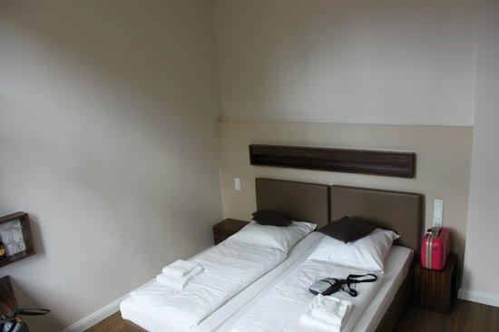 Hotel Casa Colonia: Habitación
