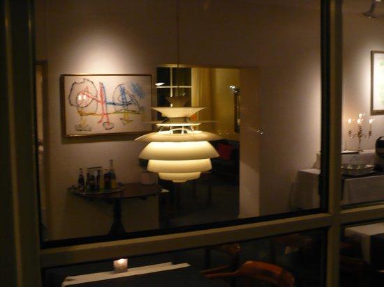 Hotel Christian IV: Lobby area