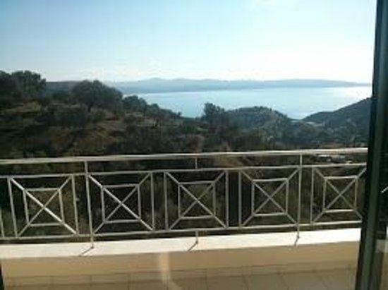 Harakas Studios & Apartments: View