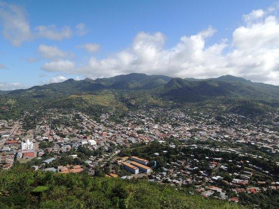 Matagalpa, Nicaragua: Vista desde el mirador