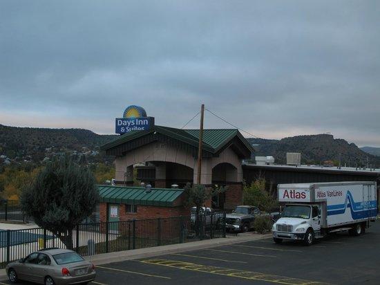 Days Inn & Suites Trinidad: the motel