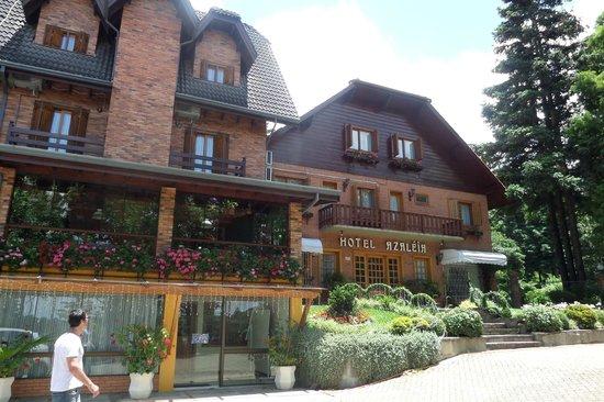 Hotel Azaléia: frente del hotel