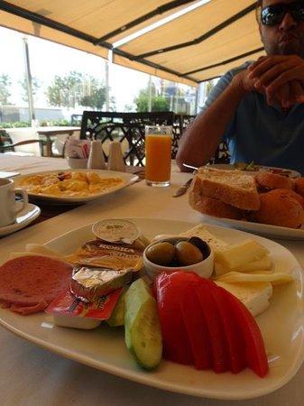 Best Western Citadel Hotel : Breakfast