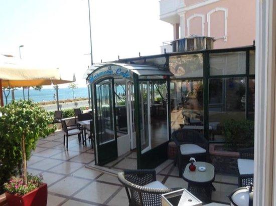 Best Western Citadel Hotel: Marmara Cafe