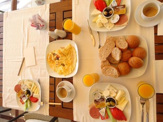 BEST WESTERN Citadel Hotel: Wonderful Turkish Breakfast