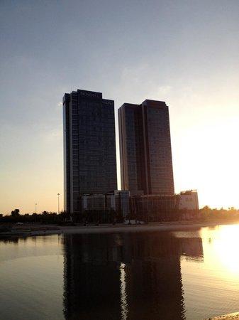 Novotel Abu Dhabi Gate: 2