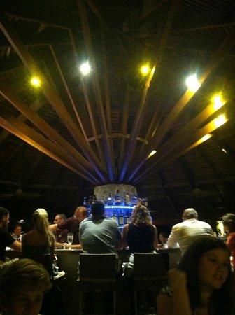 ZoZo's Ristorante: A view of the bar