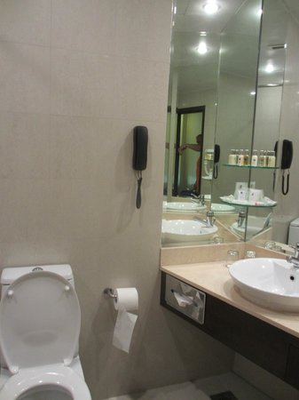 Copthorne King's Hotel Singapore: Bathroom 1