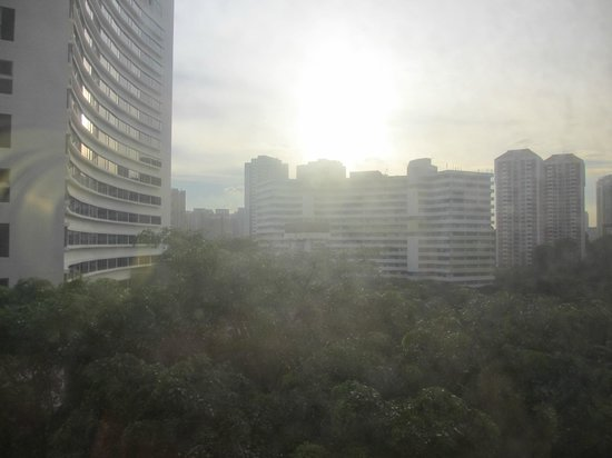 Copthorne King's Hotel Singapore: View from Room1