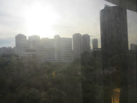 Copthorne King's Hotel Singapore: View from Room2