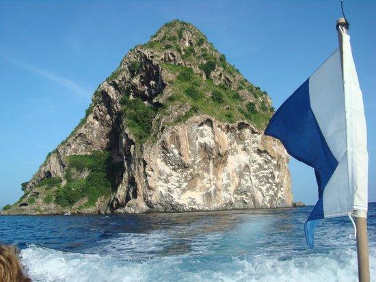 Mada plongee : plongée au rocher du diamant
